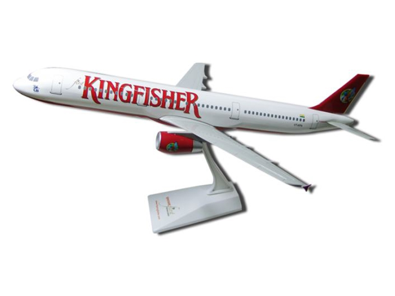 Airbus A319 Kingfisher