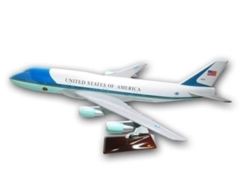747-400 Airforceone United States