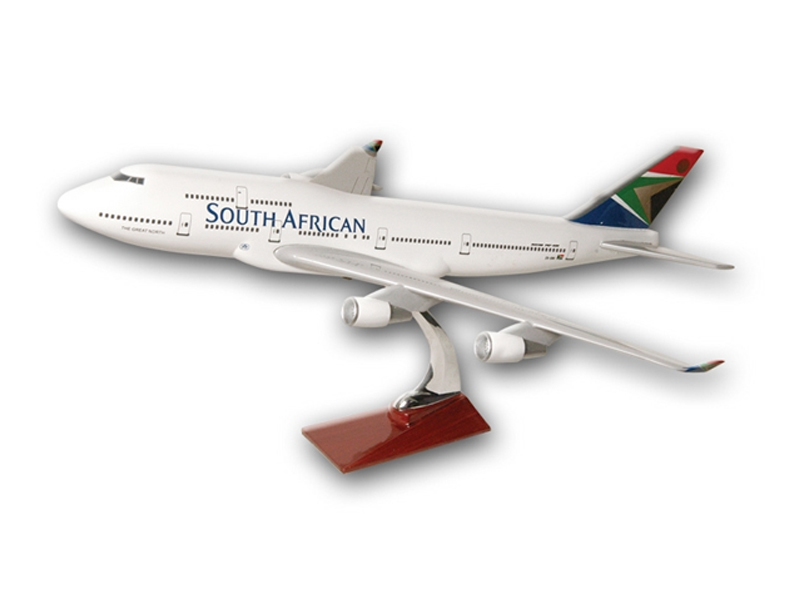 Boeing 747-400 South Africa