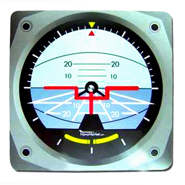Round   Artificial Horizon